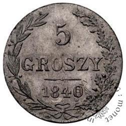 5 groszy - Ag