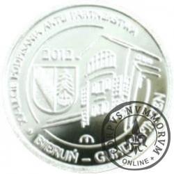 funt bieruński 2012 (Ag - wzór II)