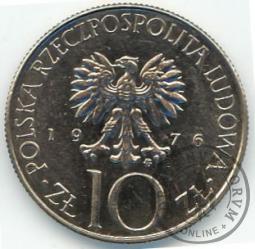 10 złotych - Mickiewicz