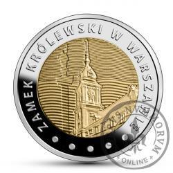 5 złotych - Zamek Królewski w Warszawie