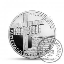 10 złotych - 35. rocznica pacyfikacji kopalni ''Wujek''