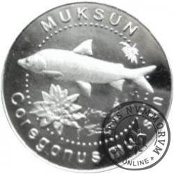 10 złotych rybek (alpaka) - LVI emisja / MUKSUN