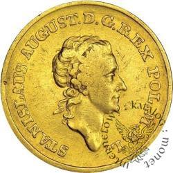 dwuzłotówka koronna - złoto