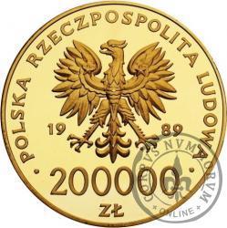 200 000 złotych - Jan Paweł II
