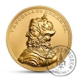 500 złotych - Wacław II Czeski