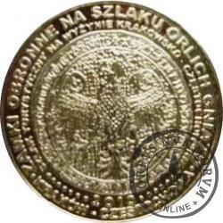 20 kwartników zamkowych - Będzin (mosiądz)
