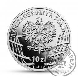 10 złotych - Hieronim Dekutowski