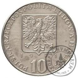 10 złotych - FAO Fiat panis (ryba) CuNi