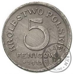 5 fenigów