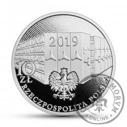 10 złotych - 100-rocznica podpisania Dekretu o archiwach państwowych