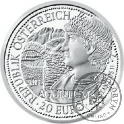 20 euro - Aguntum