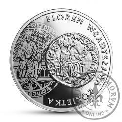 20 złotych - floren Władysława Łokietka