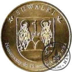 4 suwale (II emisja) - Sieja wigierska