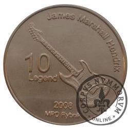 10 legend - tombak / Jimi Hendrix