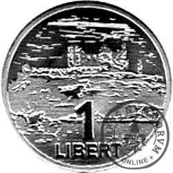 1 libert / XXX Lat Samorządności Gmina Zagórz (Ag.930)