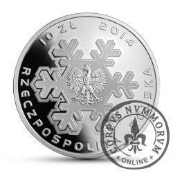 10 złotych - Soczi 2014