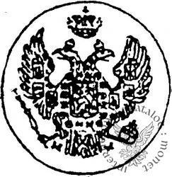 1 grosz - M z kropką