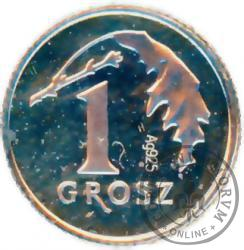 1 grosz - miniatura - Ag