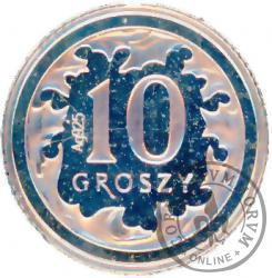 10 groszy - miniatura - Ag