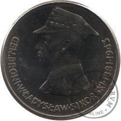 50 złotych - Władysław Sikorski