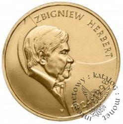 2 złote - Zbigniew Herbert