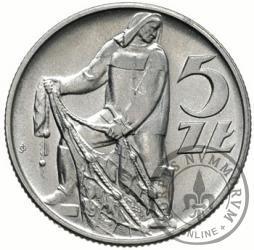 5 złotych - Rybak