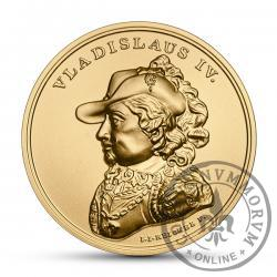 500 złotych - Władysław IV