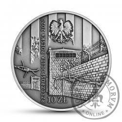 10 złotych -  Ofiarom obozu KL Warschau