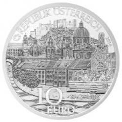 10 euro - Salzburg