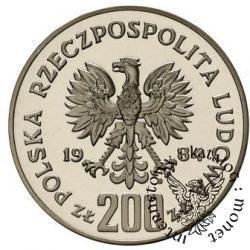200 złotych - XIV igrzyska Sarajewo 1984