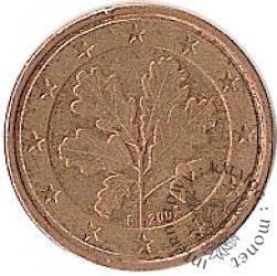 1 euro cent (F)