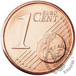 1 euro cent (G)