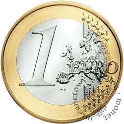 1 euro (D)