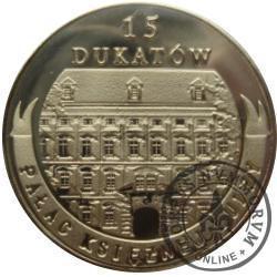 15 dukatów - Oława (II emisja - mosiądz)