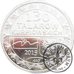 130 talarów kurpiowskich (Ag.999)
