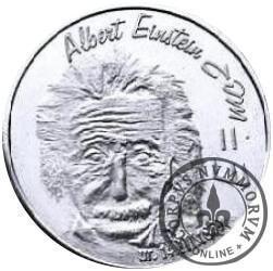RYBY - Albert Einstein (srebro Ag.925)