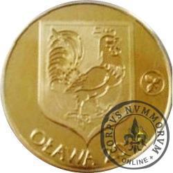 15 dukatów - Oława (III emisja - mosiądz)