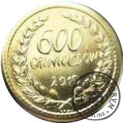 600 grunwaldów (M)