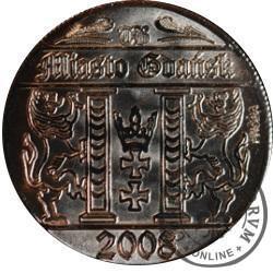 15 guldenów gdańskich (Au - próba)