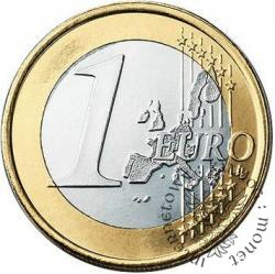 1 euro (F)