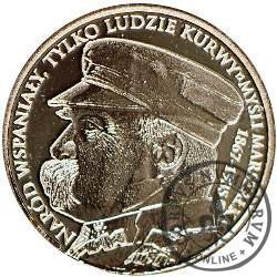 ½ gryphon - Józef Piłsudski