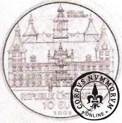 10 euro - Zamek Eggenberg w Graz