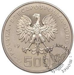 500 złotych -Tadeusz  Kościuszko