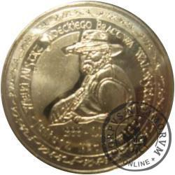1 agatus 2013 (mosiądz - V emisja)