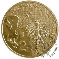 2 złote - Stanisław Wyspiański