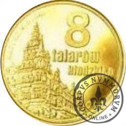 8 talarów kłodzkich (golden nordic)