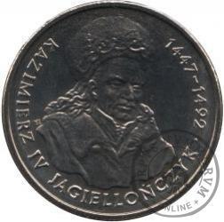 20 000 złotych - Kazimierz Jagiellończyk