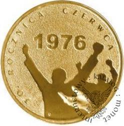 2 złote - 30. rocznica Czerwca 1976