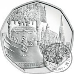 5 euro - Dzwon Pummerin 1711-2011