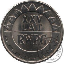20 złotych - RWPG